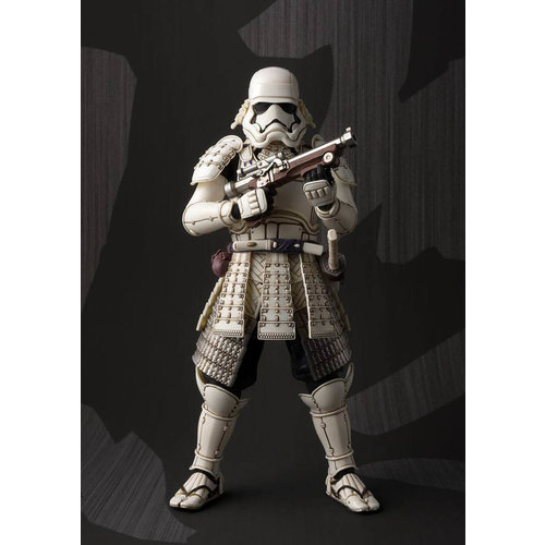 Bandai Tamashii Nations Star Wars MMR Action Figure Ashigaru First Order Stormtrooper 17 cm