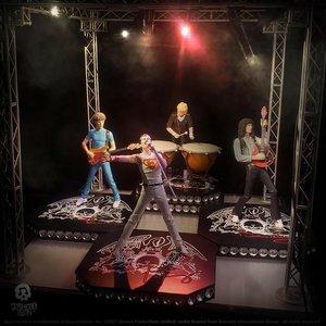 Knucklebonz Rock Iconz: Queen - 4 Piece Statue Set