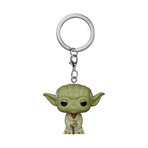 FUNKO Pocket Pop! Keychain: Star Wars - Yoda
