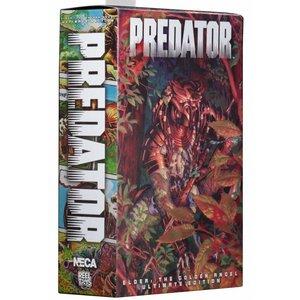 NECA Predator: Ultimate Golden Angel Elder Predator 7 inch Action Figure