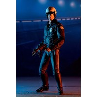 Terminator 2: Ultimate T-1000 Motorcycle Cop 7 inch Action Figure