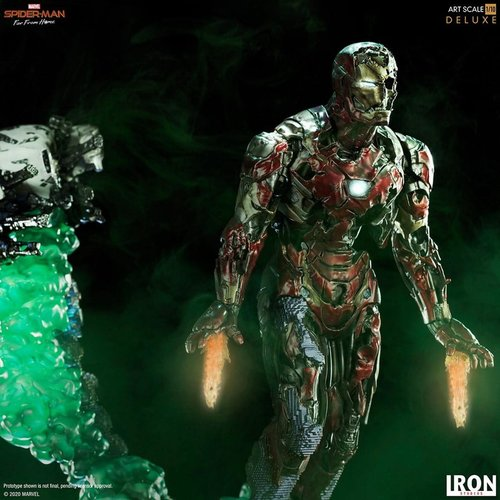Iron Studios Iron Man Illusion Deluxe Art Scale 1/10 – Spider-Man: Far From Home