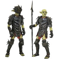 Lord of the Rings: Series 3 - Moria Orc 7 inch Deluxe Action Figure