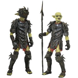 Diamond Direct Lord of the Rings: Series 3 - Moria Orc 7 inch Deluxe Action Figure