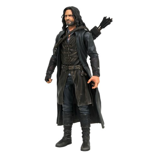 Diamond Direct Lord of the Rings: Series 3 - Aragorn 7 inch Deluxe Action Figure