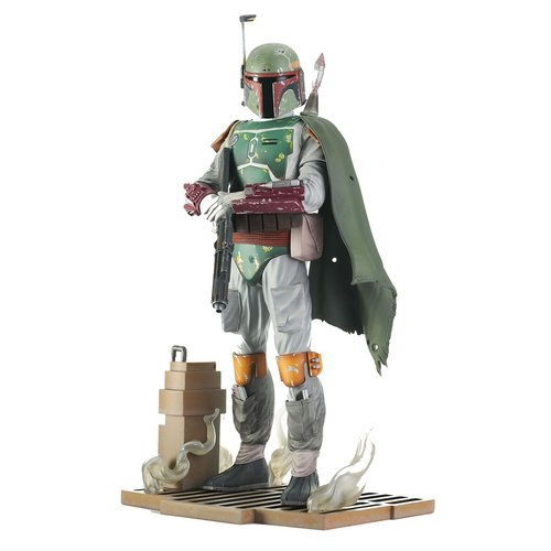 Diamond Direct Star Wars Milestones: Return of the Jedi - Boba Fett 1:6 Scale Statue
