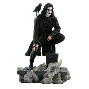 Diamond Direct The Crow Gallery: Rooftop PVC Diorama Statue