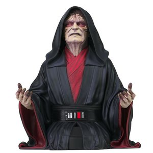 Diamond Direct Star Wars: The Rise of Skywalker - Emperor Palpatine 1:6 Scale Bust