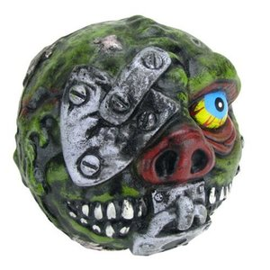 Kidrobot Madballs Foam Series - Lock Lips