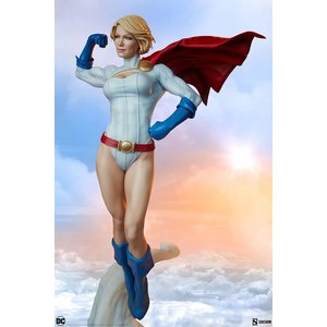 Sideshow Toys DC Comics: Power Girl Premium 1:4 Scale Statue