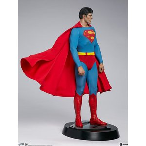 Sideshow Toys DC Comics: Superman 1978 Movie - Premium 1:4 Scale Statue