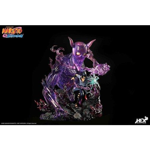 Sideshow Toys Naruto Shippuden: Sasuke Uchiha 1:8 Scale Statue