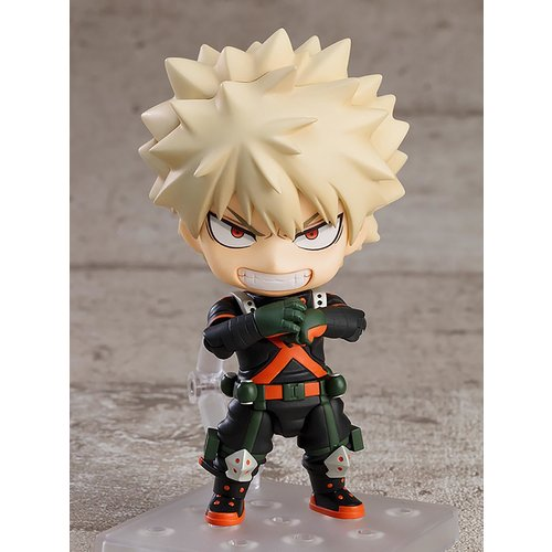Good Smile Company My Hero Academia Katsuki Bakugo Winter Costume Version - Nendoroid