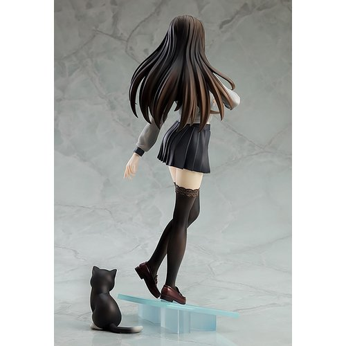 Good Smile Company 13 Sentinels: Aegis Rim Statue PVC Figure - Megumi Yakushiji 1/7