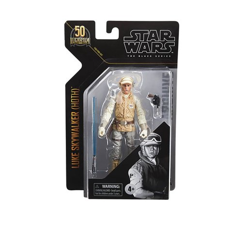HASBRO Star Wars: The Black Series Archive Figures - Luke Skywalker (Hoth) (Episode V)