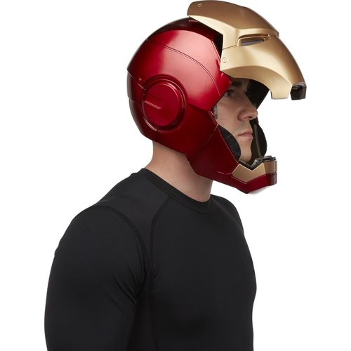 HASBRO Marvel Avengers Legends Iron Man Electronic Helmet
