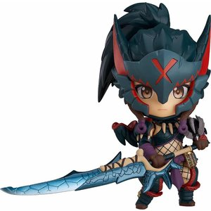Good Smile Company Nendoroid Hunter: Female Nargacuga Alpha Armor Ver.