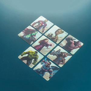 Paladone Marvel Infinity War Coasters
