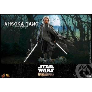 Sideshow Toys Star Wars: The Mandalorian - Ahsoka Tano 1:6 Scale Figure