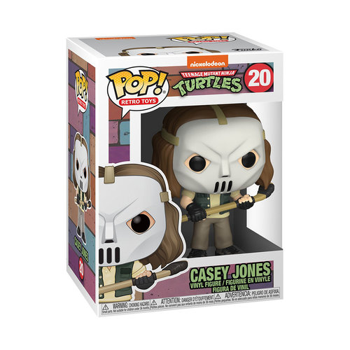 FUNKO Pop! Cartoons: TMNT - Casey Jones