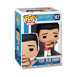 FUNKO Pop! Rocks: Elvis - Blue Hawaii