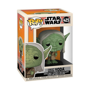 FUNKO Pop! Star Wars: Star Wars Concept - Yoda