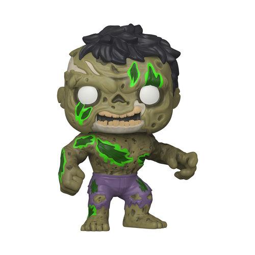 FUNKO Pop! Marvel: Marvel Zombies - The Hulk