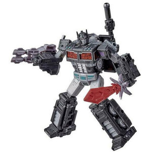 HASBRO Transformers: War for Cybertron Leader Nemesis Prime Trilogy figure