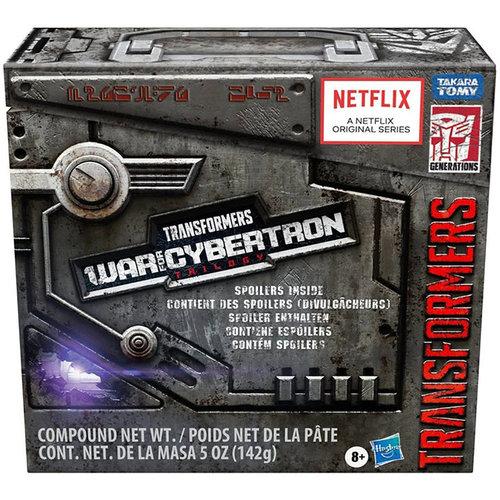 HASBRO Transformers: War for Cybertron Leader Nemesis Prime Trilogy figure