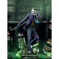 DC Comics: The Joker Deluxe Version 1:10 Scale Statue