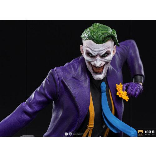 Iron Studios DC Comics: The Joker Deluxe Version 1:10 Scale Statue