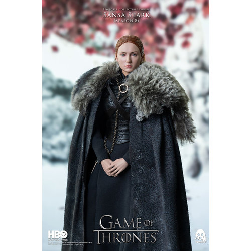 Three A Toys Game of Thrones: Season 8 - Sansa Stark 1:6 Scale Figure