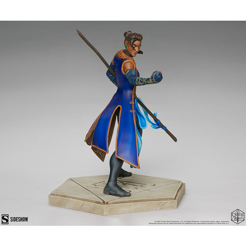 Sideshow Toys Critical Role: The Mighty Nein - Beau Statue