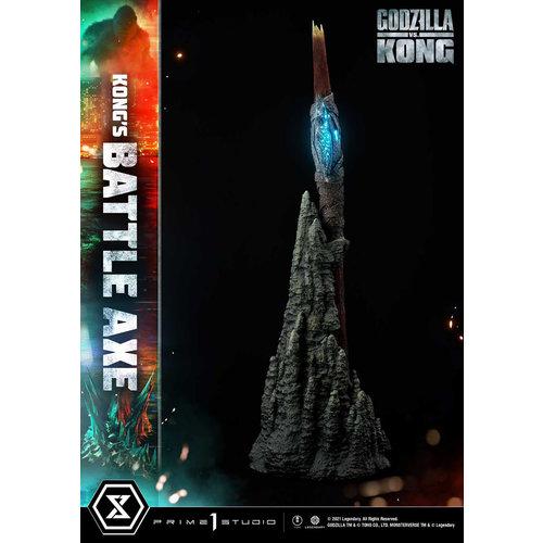 Prime 1 Studio Godzilla vs Kong: Kong's Battle Axe