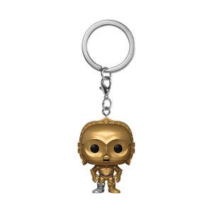 FUNKO Pocket Pop! Keychain: Star Wars - C-3PO