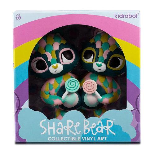 Kidrobot Care Bears Share Bear by Horrible Adorables