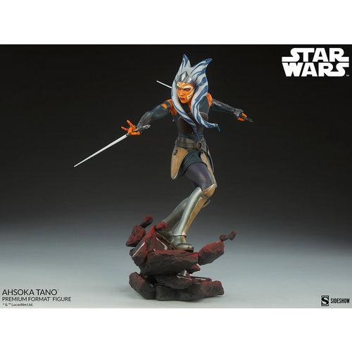 Sideshow Toys Star Wars: Rebels - Ahsoka Tano Premium 1:4 Scale Statue