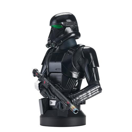 Diamond Direct Star Wars: The Mandalorian - Death Trooper 1:6 Scale Bust