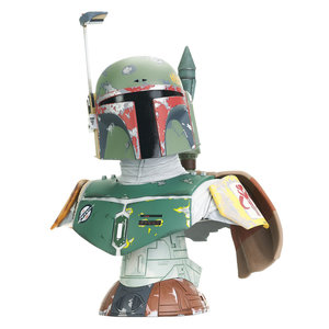 Diamond Direct Star Wars: The Empire Strikes Back - Legends in 3D Boba Fett 1:2 Scale Bust