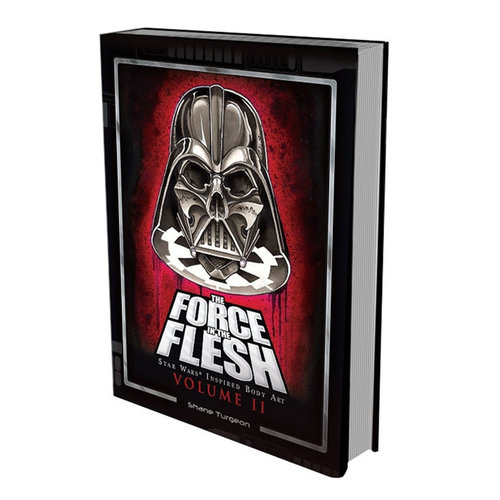 Star Wars Tattoo Artbook The Force in the Flesh Deluxe Set
