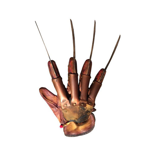 Trick or Treat Studios A Nightmare on Elm Street: Deluxe Freddy Krueger Glove