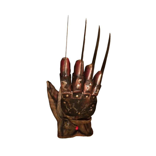 Trick or Treat Studios A Nightmare on Elm Street 4: The Dream Master Collector's Glove