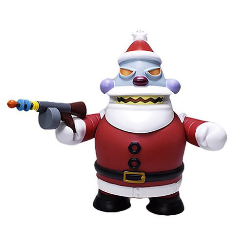 Kidrobot Futurama: Robot Santa Naughty Medium Figure