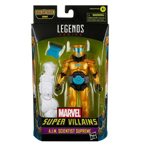 HASBRO Marvel Legends Series A.I.M. Scientist Supreme