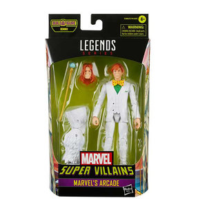 HASBRO Marvel Legends Series Marvel's Arcade Figure