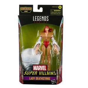 HASBRO Marvel Legends Series Lady Deathstrike