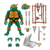 TMNT: Ultimates Wave 3 - Michelangelo 7 inch Action Figure