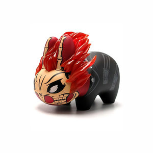 Kidrobot Marvel: Ghost Rider 7 inch Labbit