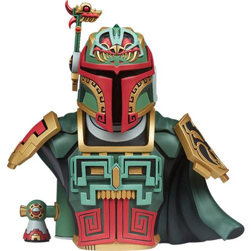 Sideshow Toys Star Wars: Boba Fett Bust