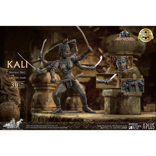Star Ace Ray Harryhausen: 100th Anniversary Series - Kali Normal Version Diorama Statue